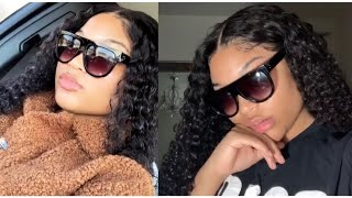VLOG: LACE FRONTAL INSTALL ,OUT FOR DRINKS, AND MORE | KIRAH OMINIQUE