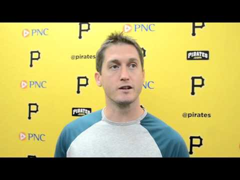 Pirates infielder David Freese