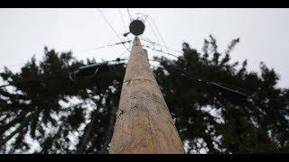 Деревянные столбы в США - признак отсталости?