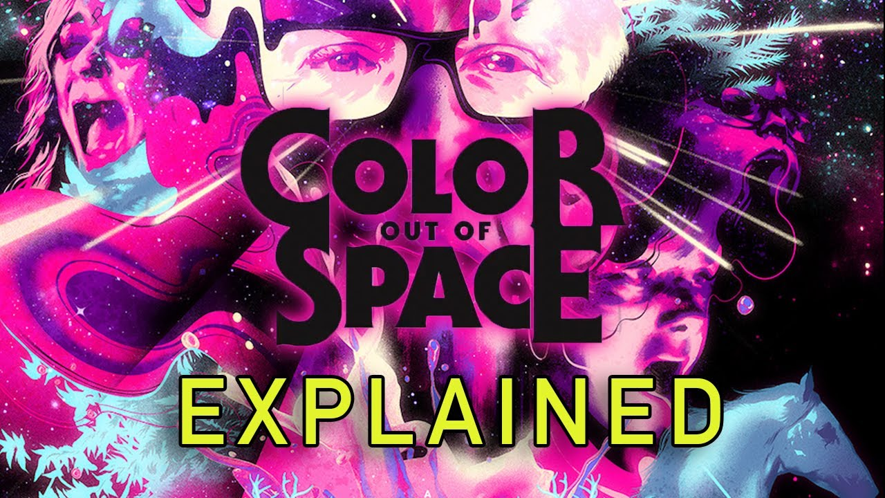 Download COLOR OUT OF SPACE (2020) Explained