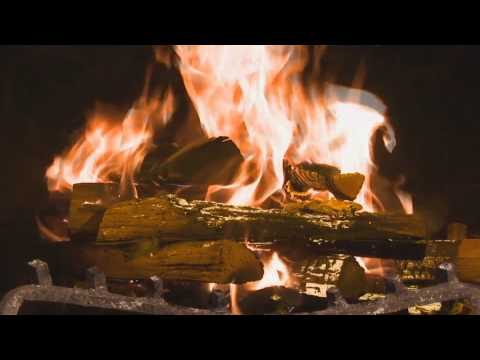 Classic Christmas Songs Compilation with Fireplace Vol. 1