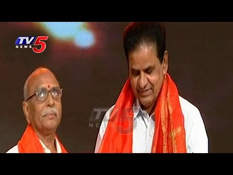 Bharat Today Satellite Channel Opening Ceremony : TV5 News