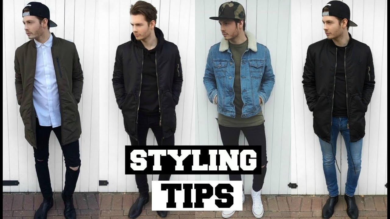How To Improve Your Street Style Mens Styling Tips Advice Youtube