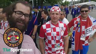 FIFA WORLD CUP 2018 IN A CAR DAY 31: It