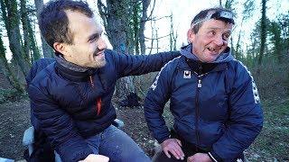 L'interview de Robert, l'ermite qui vit dans le fort de guerre abandonné