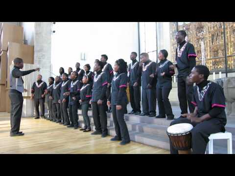 Western Youth Choir (Namibia) In Germany Dortmund, Tate Taxi