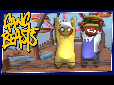 Gang Beasts - #176 - YOU CAN DO IT!!!
