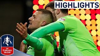 Mansfield 1-4 Cardiff | Cardiff Set up Manchester City Clash | Emirates FA Cup 2017/18