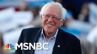 Bernie Sanders Suspends Campaign Events After Heart Surgery | Hallie Jackson | MSNBC