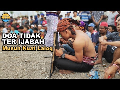 Doa Pepadu Tidak Terijabah | Awuran | Roadshow Peresean Se Pulau Lombok