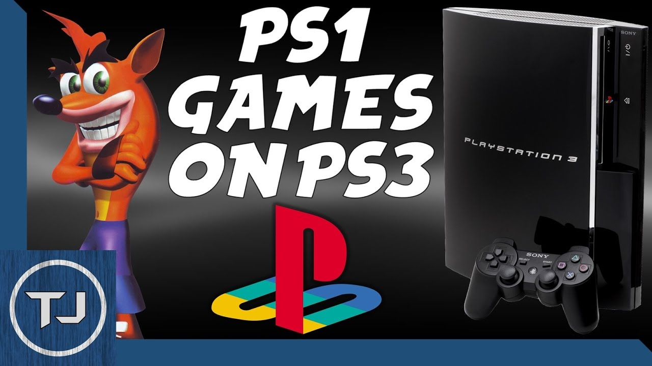 How to play burned PS1 games on Playstation Console - YouTube