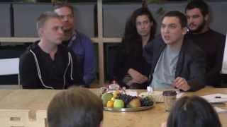 Бизнес Молодость (БМ) о веб-студиях и стартапах — Петр Осипов разбирает цели участников.