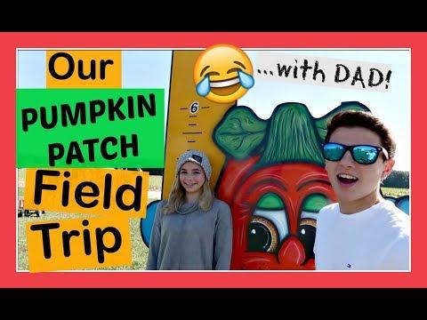 ANNUAL PUMPKIN PATCH FIELD TRIP w/DAD