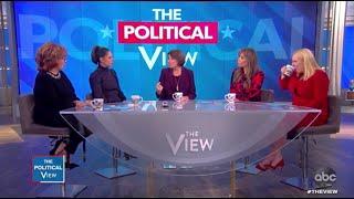 Senator Amy Klobuchar on The View