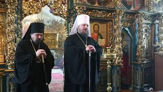 Слово митрополита Ферапонта в праздник Сретения Господня.