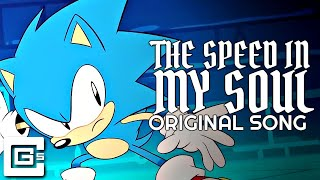 "SONIC MANIA SONG ▶ ""The Speed In My Soul"" 