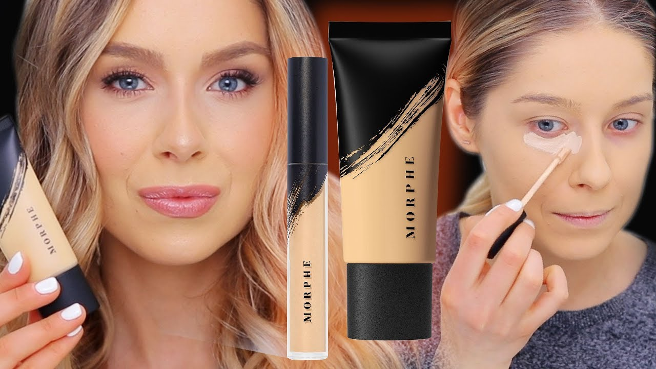 Morphe Foundation Concealer Review New Youtube Shop today and receive tomorrow! morphe foundation concealer review new