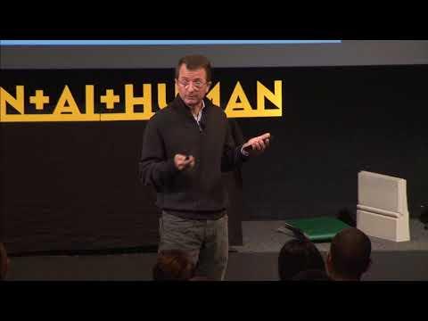 Blockchain and Real Estate   Michael Hamilton    Blockchain+AI+Human