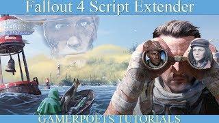 F4SE : Fallout 4 Script Extender