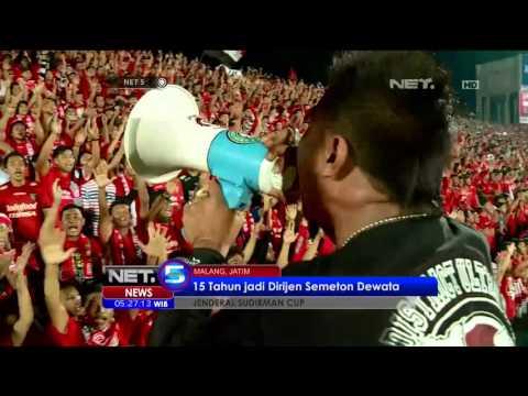 Peran Dirijen Supporter Bali United - NET5