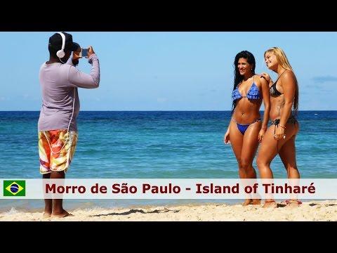 Morro de São Paulo – Island of Tinharé