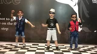 Aankh Marey | SIMMBA | SDA Boys | Easy Dance choreography | Saraswati dance academy roorkee