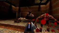 Quake 1 Super Nailgun full-auto video
