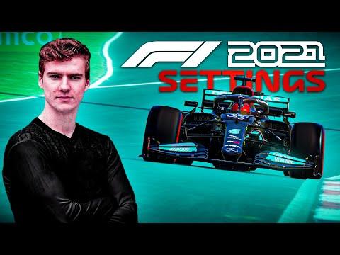 F1 2021 Settings By F1 Esports World Champion