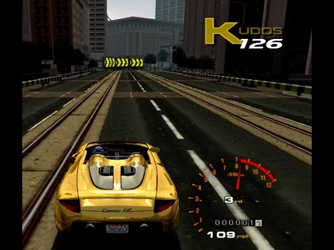Project Gotham Racing - Fastest Cars
