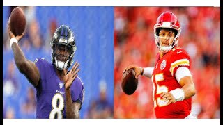 Ray Lewis Describes how to stop Patrick Mahomes