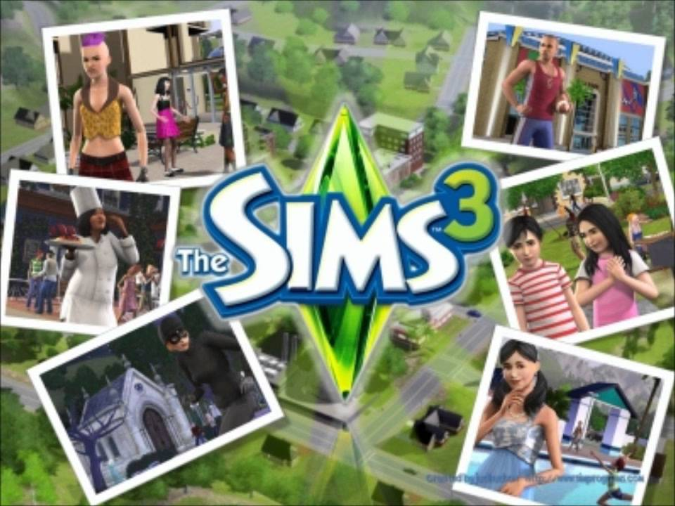 The Sims 3 Wallpapers