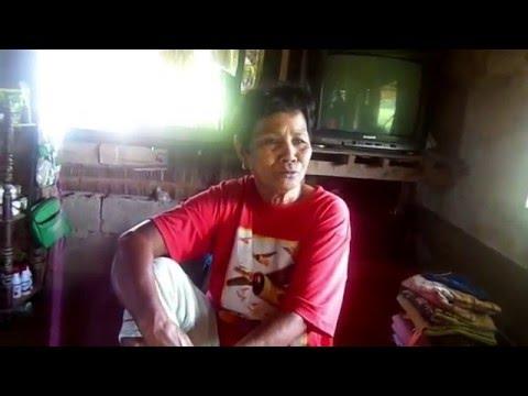 Mga Mangyan sa Abra de Ilog 2016