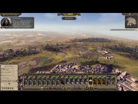 Total War Atila- LAKHMID #1