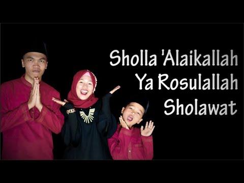 Ikmal ft Farida dan Agil - Sholla 'Alaikallah Ya Rosulallah