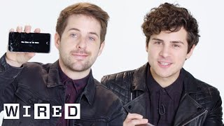 Smosh Shows Us the Last Thing on Their Phones   WIRED