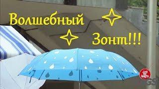 Волшебный Зонт или Дождь по Заказу - Летний прикол от Юмор TV