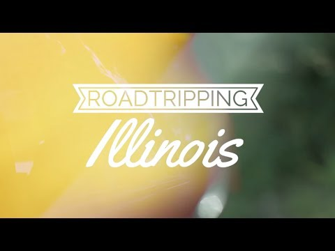 TRAVEL ILLINOIS : Our Illinois Road Trip HD
