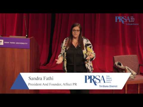 PRSA 2016 Tri-State Conference Flash Fires: Crisis Communications In The Age Of Now