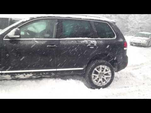 Tuareg und Schnee - Fail // Tuareg fails in Snow