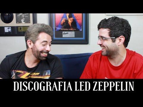 Analisando a discografia do Led Zeppelin | Conversa de Botequim | Alta Fidelidade