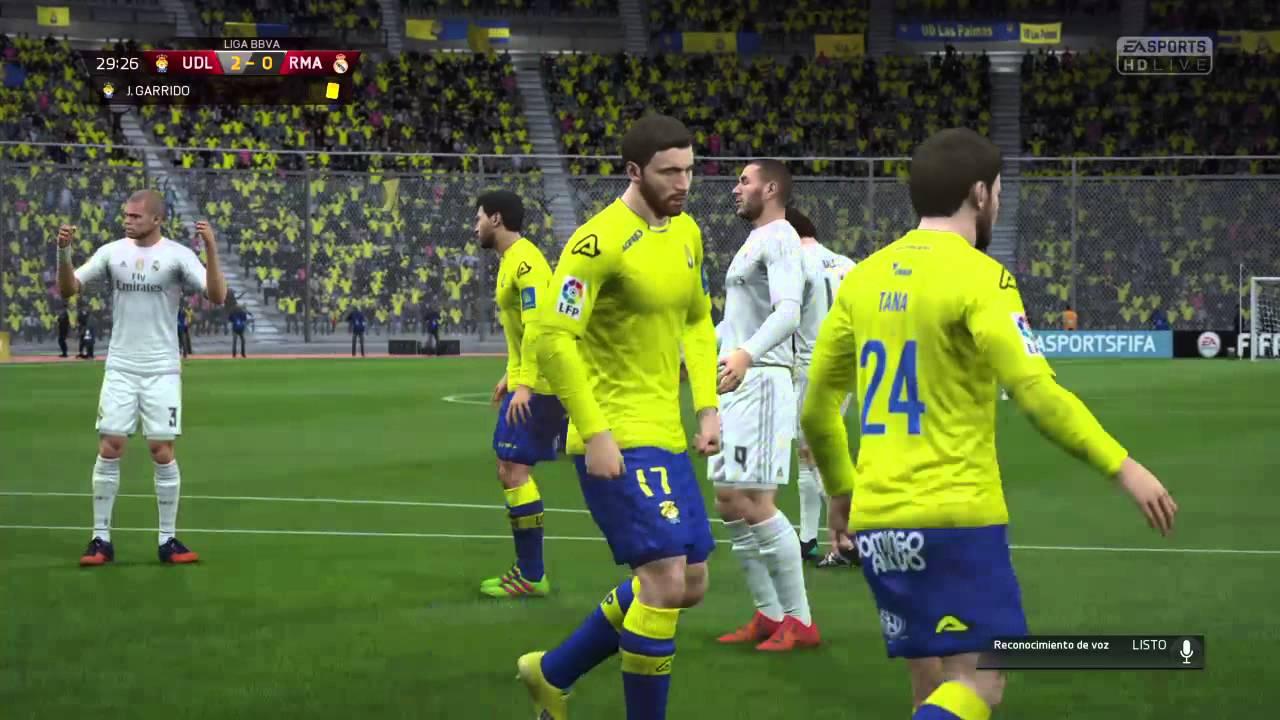 Real Madrid Vs Las Palmas Live