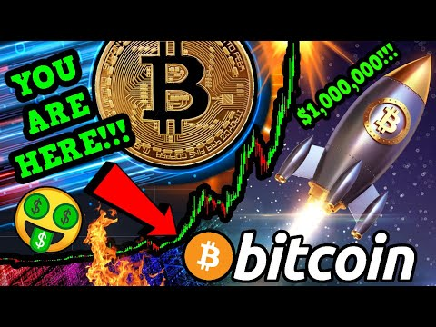 UNREAL!!! BITCOIN HASN'T DONE THIS SINCE 2017 EXPLOSION!!! IT JUST HAPPENED NOW!!
