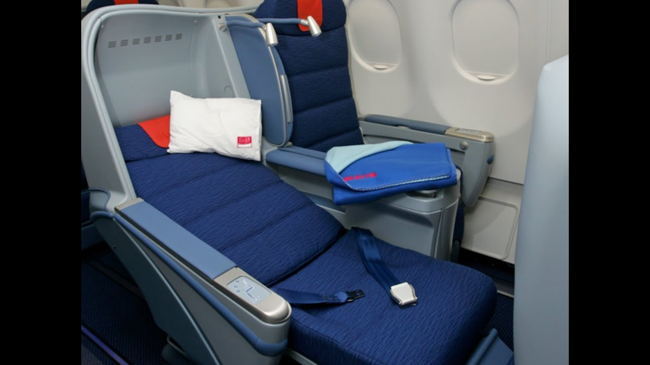 Air europa business class review youtube for Interior 787 air europa