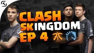 Clash SKINGDOM ep.04