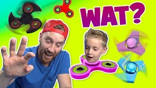 FREE Fidget Spinner Games! 7 Tested Fidget Spinner Apps by Father & Son