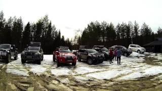 Arctic Trucks Vintertreff Overlanding 7- 9 April 2017