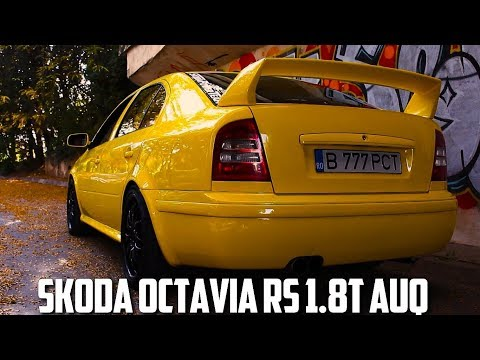 Skoda Octavia RS 1.8T AUQ | Masinisti Ep.6