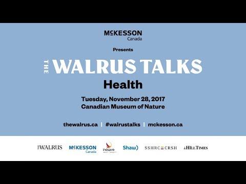 The Walrus Talks Health (Ottawa)