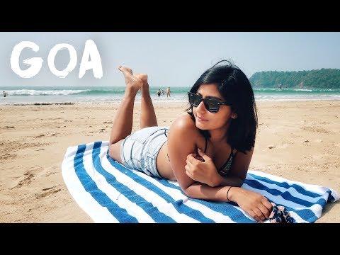 GOA TRAVEL VLOG | 3 Days in South Goa