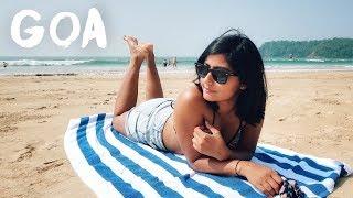 goa travel vlog 3 days in south goa